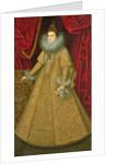 Portrait of Queen Isabel Clara Eugenia by Alonso Sanchez Coello