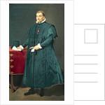 Portrait of Don Diego de Corral y Arellano by Diego Rodriguez de Silva y Velazquez