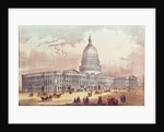 United States Capitol, Washington D.C. by American School