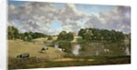 Wivenhoe Park, Essex by John Constable