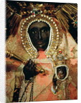 The Guadalupe Madonna by Spanish School