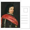 Portrait of Francesco I d'Este by Diego Rodriguez de Silva y Velazquez