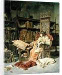 Don Carlos de Vianad 1881 by Jose Moreno Carbonero