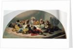 The Last Supper, 1796-97 by Francisco Jose de Goya y Lucientes