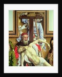 Joseph of Arimathea Supporting the Dead Christ by Rogier van der Weyden