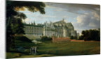 Infanta Isabella Clara Eugenia Strolling in the grounds of the Palace in Brussels by Jan the Elder Brueghel
