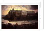 Tervuren Castle in Brussels by Jan the Elder Brueghel