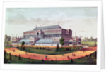 Horticultural Hall, Grand United States Centennial Exhibition by N. and Ives