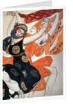 Operatic costume designs by Leon Bakst