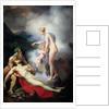Venus heals Adonis by French School