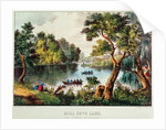 Mill Cove Lake by N. and Ives