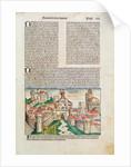 City of Nineveh by German School
