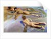 Children on the Beach by Joaquin Sorolla y Bastida
