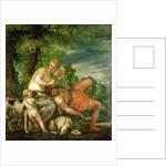 Venus and Adonis by Veronese