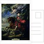 The Cardinal Infante Ferdinand at the Battle of Nordlingen by Peter Paul Rubens