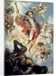 The Triumph of St. Hermengild by Francisco the Younger Herrera