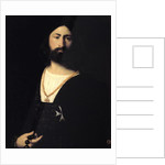 Knight of the Order of Malta by Titian