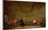 A Game of Billiards by Jean-Baptiste Simeon Chardin