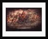 Hannibal Crossing the Alps by Jacopo Ripanda