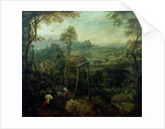 The Magpie on the Gallows by Pieter Bruegel the Elder