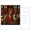 Mystic Marriage of St. Catherine and Other Saints by Hans Memling