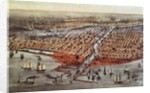Chicago As it Was by N. and Ives