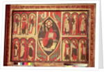Christ and His Apostles by Spanish School