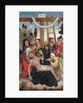 The Deposition by Juan de Borgona