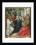 Pentecost by Pieter Coecke van Aelst