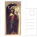 The Prophet Jeremiah by Juan Correa de Vivar