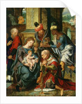 The Adoration of the Magi by Master of the Prodigal Son
