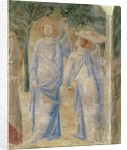 Angels from the Chapel of St. Jean by Matteo Giovanetti