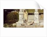 Roman Fisher Girl by Sir Lawrence Alma-Tadema