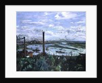 View of Kohlbrand by Lovis Corinth