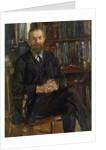 Portrait of Dr Edward Meyer by Lovis Corinth