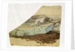 Ice Floe by Caspar David Friedrich