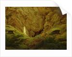 Graves of Ancient Heroes by Caspar David Friedrich