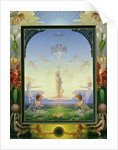 Morning by Philipp Otto Runge