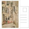 Venetian Street, 1878 by Max Liebermann