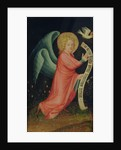 The Angel of the Annunciation by Master Bertram of Minden