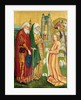 The Annunciation to Joachim and Anne by Absolon Stumme