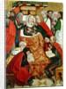 Death of the Virgin by Absolon Stumme