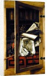 Cupboard by Franciscus Gysbrechts