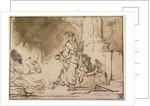 Joseph Interpreting Dreams in Prison by Ferdinand Bol