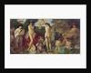 The Judgement of Paris by Anselm Feuerbach
