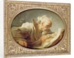 A Philosopher by Jean-Honore Fragonard