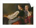 A Girl from Probsteier by Jacob Gensler