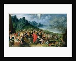 The Israelites on the Bank of the Red Sea by Frans II the Younger Francken