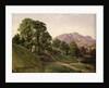 Landscape in Upper Bavaria by Louis Gurlitt