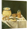 Breakfast Still Life by Johann Georg Hinz